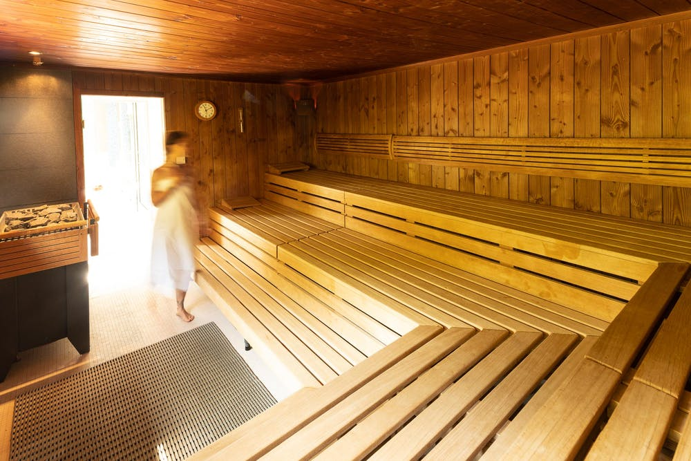 Bad Herrenalb Sauna
