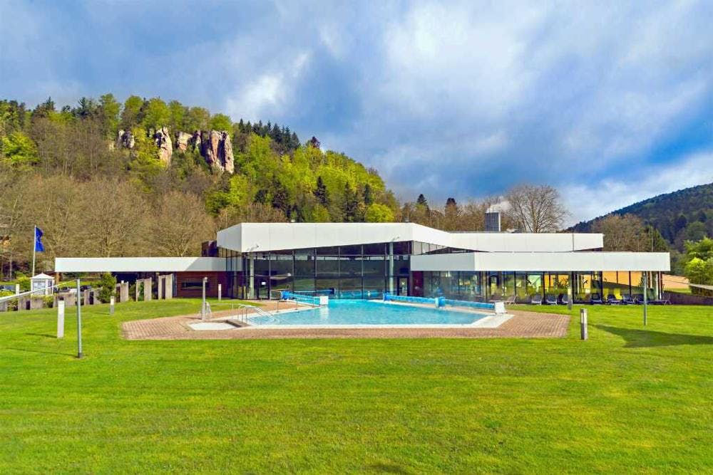 Siebentäler Therme Bad Herrenalb